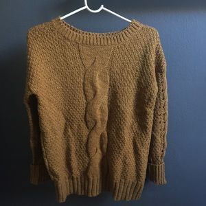 Chunky sweater by Ecote